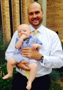 Ben and Mac Baptism Pic